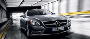 Mercedes-Benz Classe SL 2014 – Profiter de l'été