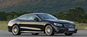 Mercedes-Benz S65 AMG Coupe – Un monstre de performances