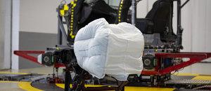 Honda a développé un nouveau sac gonflable