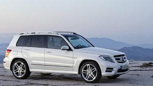 Mercedes-Benz Glk 2013 - Nouveau style et moteur diesel