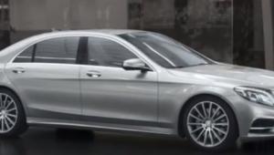 La Mercedes-Benz Classe S, la visionnaire