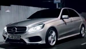 La Mercedes-Benz Classe E 2014 remplie de technologies