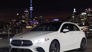La nouvelle Mercedes-Benz Classe A 2019 officiellement arrivée au Canada