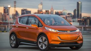 The 2017 Chevrolet Bolt in Granby, a real revolution