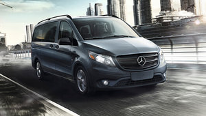 2018 Mercedes-Benz Metris: Mercedes-Benz luxury with the versatility you want.