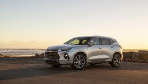 Le tout nouveau Chevrolet Blazer 2019 sera offert à partir de 35 200 $