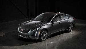 Voici la spectaculaire Cadillac CT5 2020