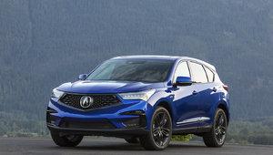 L'Acura RDX A-Spec : style et puissance pour la prochaine génération