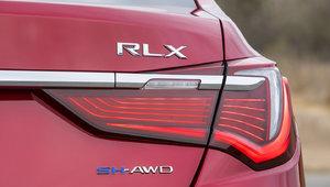 Contrôle et sécurité grâce au système SH-AWD d'Acura