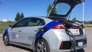 CAA dépanne les voitures électriques