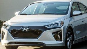 Plus d'autonomie très bientôt pour la Hyundai Ioniq