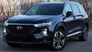 Essai du Hyundai Santa Fe 2019