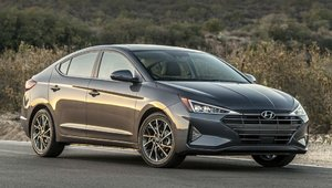 Hyundai Elantra 2020 : la médaille de bronze