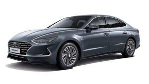 La Hyundai Sonata hybride 2020 aura un toit solaire