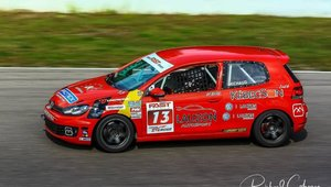 Patrick Michaud and Lauzon Autosport on the 3rd step of the podium!