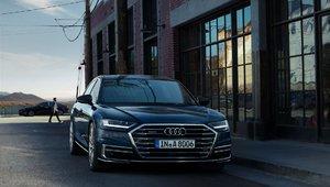 Découvrez la toute nouvelle Audi A8 2019