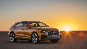 Découvrez le Audi Q8 2019, un tout nouveau VUS bientôt disponible chez votre concessionnaire Audi Blainville!