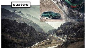 Traction intégrale : Le xDrive de BMW vs le Audi Quattro