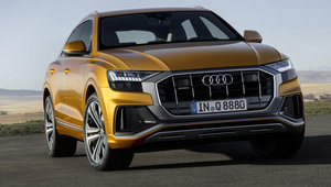 The All-new 2019 Audi Q8 is coming soon!