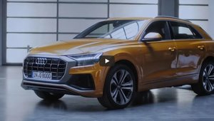 Série originale Audi Q8 Unleashed Episode 5