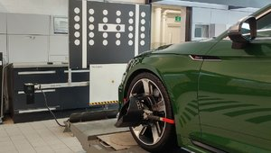Who do a Wheel Alignment?