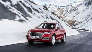 Le Audi Q5 : Meilleur VUS compact de luxe 2019 par le Guide de l'auto