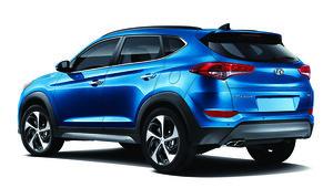 Hyundai Tucson gagne sur Nissan Rogue