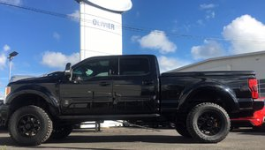 Ford F-250 Black Ops