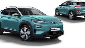 Une autonomie plus longue que prévu pour le Hyundai Kona Électrique!