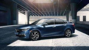 La nouvelle Honda Civic Berline 2019 arrive bientôt chez Honda de Laval !