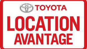 Les avantages d'une location chez Rocoto Toyota