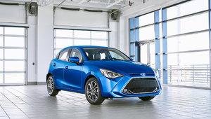 La nouvelle Toyota Yaris 2020 dévoilée à New York