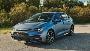 Nouvelle Toyota Corolla 2020