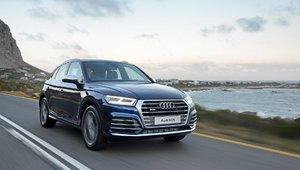 Audi SQ5 2018 : Prix et Fiche Technique chez Audi Ste-Foy