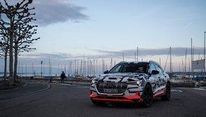 Audi e-tron : un prototype VUS entièrement électrique !