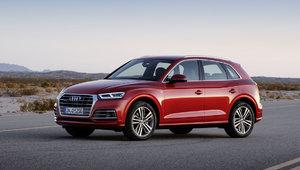 Venez essayer le nouveau Audi Q5 2018 chez Audi Ste-Foy, près de Québec !