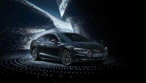 Jaguar F-Type coupé 2018 vs Audi A5 2018 à Québec