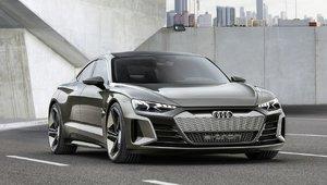 L'Audi e-tron GT Concept 2020 : bientôt disponible à Québec chez Audi Ste-Foy!