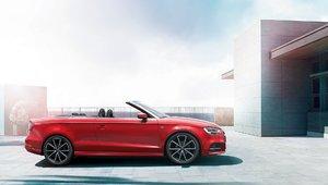 Profitez de la belle saison au volant de l'Audi A3 Cabriolet 2019 à Québec!