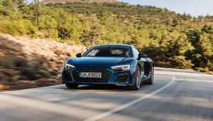 La nouvelle Audi R8 2020 à Québec, une expérience de conduite inédite