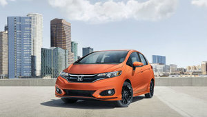 2018 Honda Fit: A Small Car Made for Summer