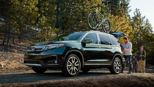 The 2019 Honda Pilot arrives in Sherbrooke | Sherbrooke Honda
