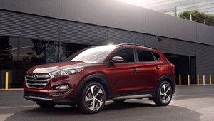 2016 Hyundai Tucson : new technologies