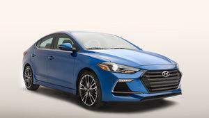 Hyundai Elantra Sport 2017: une voiture à essayer!