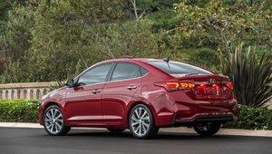 Banc d'essai Hyundai Accent 2018 : ne l'appelez plus la petite