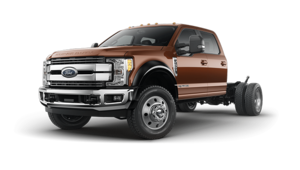 2017 Ford Chassis Cab F-450