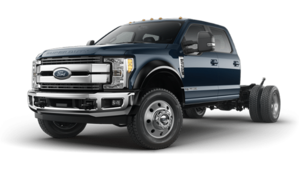 2017 Ford Chassis Cab F-550