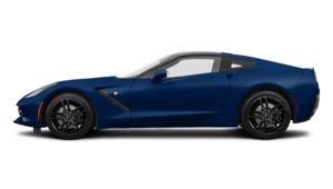 2018 Chevrolet Corvette Coupe Stingray