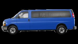 2018 GMC Savana 3500