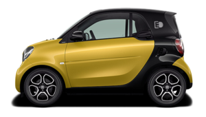 2018 smart fortwo coupe - electric
